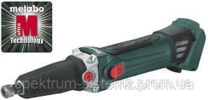Аккумуляторная прямая шлифмашина Metabo GA 18 LTX Каркас MetaLoc