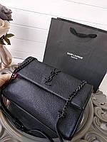 Женская кожаная сумка SAINT LAURENT  (реплика), фото 1