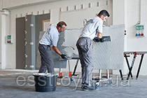 CAM ADV - Тележка для транспортировки плит больших форматов и ручных приспособлений для переноски, фото 2