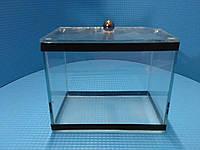 """Аквариум """"мини классика"""" 6л  с покровным стеклом"""