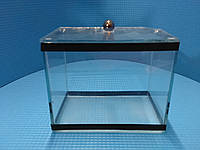 """Аквариум """"мини классика"""" 7л  с покровным стеклом"""