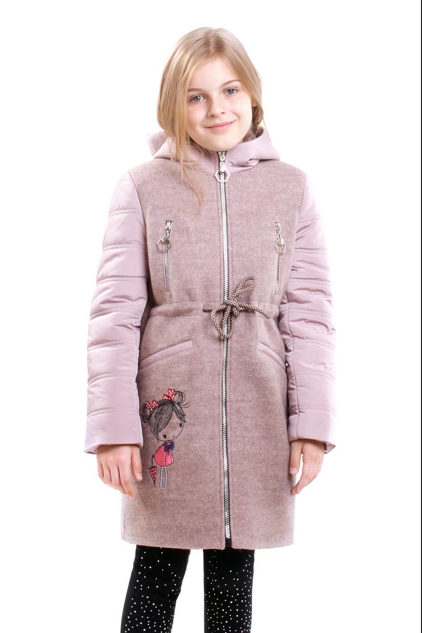Дитяче пальто для дівчинки Мія