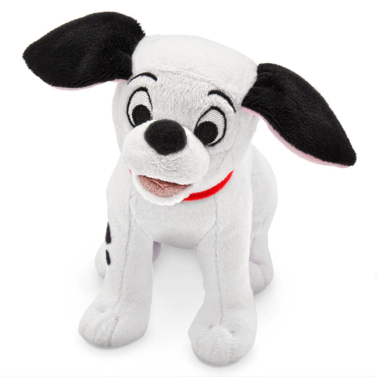 Disney Мягкая игрушка щенок Лаки 17см - 101 долматинец Дисней