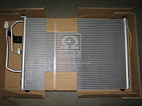 Радіатор кондиціонера DAEWOO LANOS 97- (TEMPEST), фото 1