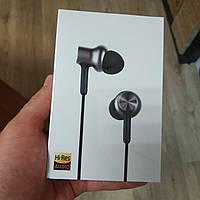 Вакуумные наушники Xiaomi mi in-ear headphones pro hd black спортивные реплика