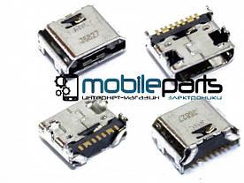 Коннектор зарядки Samsung i9082| G360F| G360H| G361F| G361H| I8550| I8552| I9080| T110| T111 orig