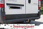 Фаркоп - Peugeot Boxer 1 Мікроавтобус, Бортовий (1994-2006)