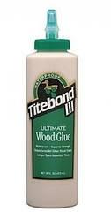 Клей Titebond III Ultimate D4 столярный для дерева, 473 мл