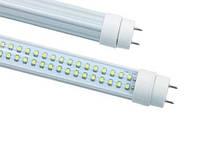 Лампа светодиодная ROILUX-T8-60-10W-48LED- 1000 lum CW Металлокерамика/Стекло