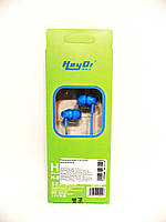 Наушники HeyDr H-97 Blue, фото 2