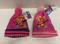 Шапки для девочек оптом, Disney, 54 рр., арт. 771-550, фото 2
