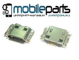 Коннектор зарядки Samsung I9000 | I8910 | S5350 | S5660 | I9001 | I9003 | S7220 orig