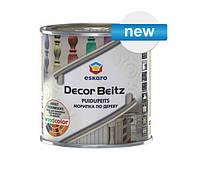 Eskaro Decor Beitz Морилка по дереву Бесцветная 2,7 л - для обработки стен и потолков, дверей, полов, плинтусо
