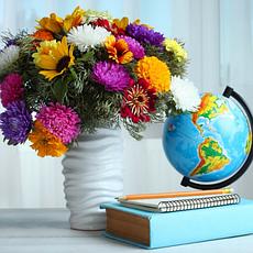 Подарки любимым учителям