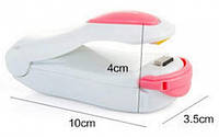 Прибор для запаивания пакетов Korea type mini sealing!Скидка