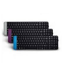 Клавиатура Logitech Wireless Keyboard K230 RUS