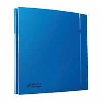 Осевой бытовой вентилятор для ванной Soler&Palau SILENT-100 CZ BLUE DESIGN - 4C (230V 50)
