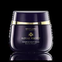 Подтягивающий ночной крем «Королевский бархат» 40+ от Орифлейм