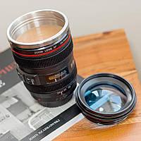 Термочашка в форме объектива Caniam (Canon) EF 24-105!Скидка