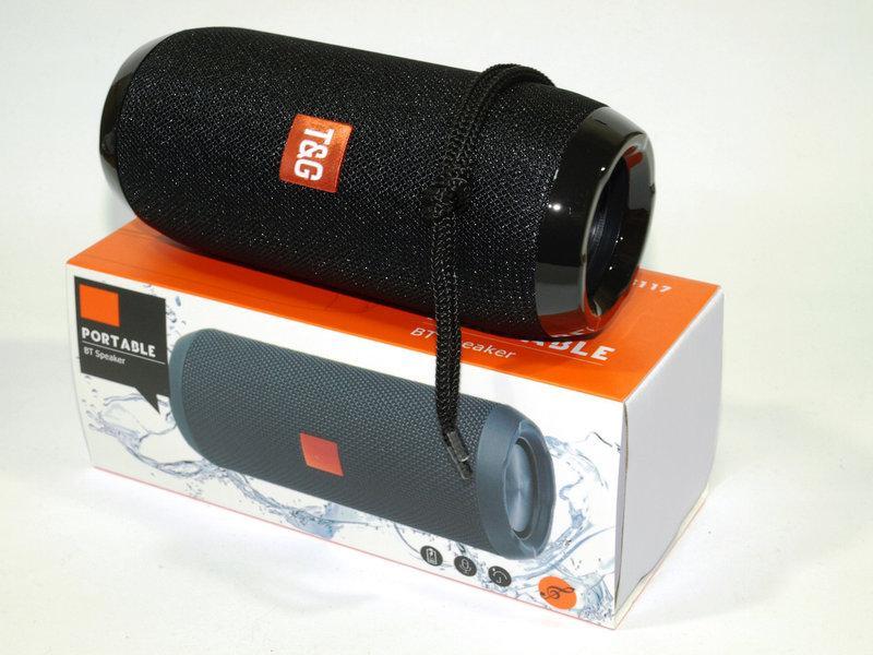 Портативная Bluetooth колонка Portable TG-117