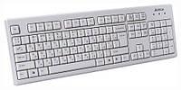 Клавиатура A4 Tech KM-720 PS/2 White