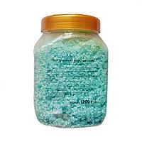Морская натуральная соль для ванн, 1.2 кг, фото 1