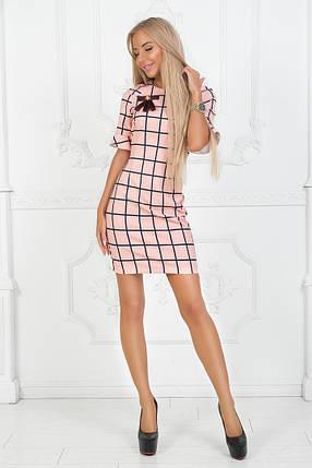 Платье в крупную клетку, фото 2