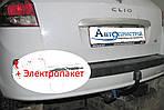 Фаркоп - Renault Clio 3 Универсал (2008-2013)