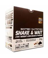 Scitec Nutrition Shake&Wait  (10х55 г)