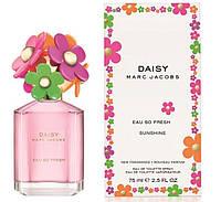 Женская туалетная вода Marc Jacobs Daisy Eau So Fresh Sunshine Edition (живой, чарующий аромат)
