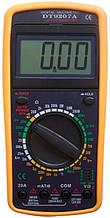 Цифровой мультиметр DT9207A XX