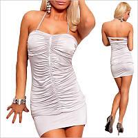 Коктельное обтягивающее платье, короткие платья