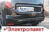 Фаркоп - Renault Dokker Фургон (2012--)