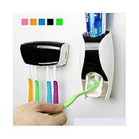 Дозатор для зубной пастыAutomatic toothpaste squeezing device JINXIN-300, фото 1