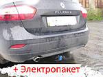 Фаркоп - Renault Fluence Седан (2010--)
