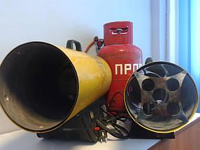 Газовая пушка в аренду 12