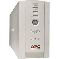 Бесперебойник APC Back-UPS CS 500VA бу