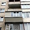 Ремонт балкона правый берег Киев