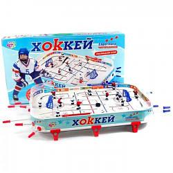 Хоккей 0711 на штангах