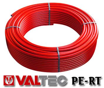 Труба для теплого пола Valtec 16х2 PE-RT с кислородным барьером