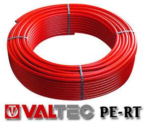 Труба для теплої підлоги Valtec 16х2 PE-RT з кисневим бар'єром