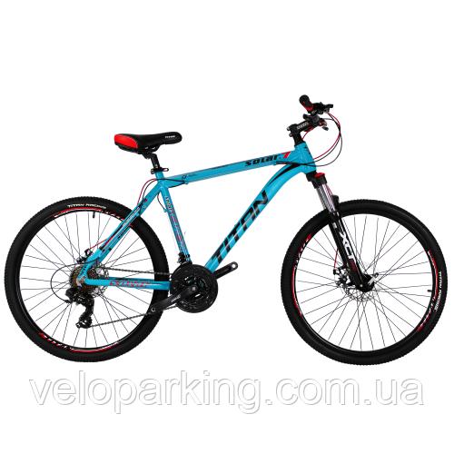 Горный алюминиевый велосипед Titan Solar 26″ (2018) new