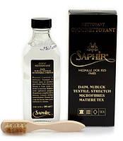 Очиститель Saphir Medaille D'or Limplador Omni Nettoyant Pulitore 100 ml для замши и нубука