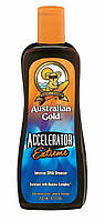 Крем-бронзатор для загара в солярии AUSTRALIAN GOLD ICONIC COLLECTION Accelerator Extreme, 250 ml
