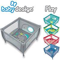 Детский манеж Baby Design Play , фото 1