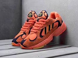 Кроссовки Adidas Yung-1 Orange (Кроссовки Адидас Янг 1 мужские и женские размеры 36-45)