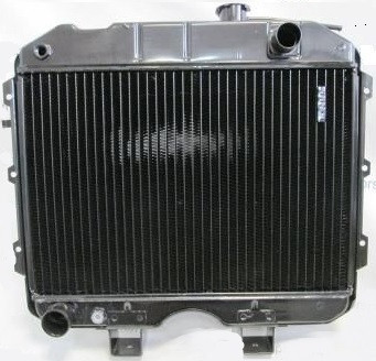 Радиатор вод. охлажд. УАЗ (TEMPEST), 3741-1301010-01А