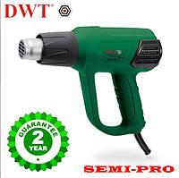 Промышленный фен DWT HLP20-600 K, 2000 Вт профессиональный