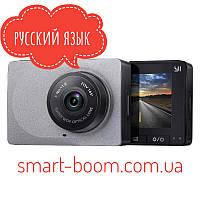 Видеорегистратор Xiaomi Yi Car Grey DVR 1080P WiFi 60fps угол обзора 165