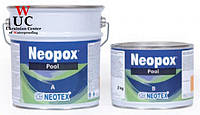 Эпоксидная двухкомпонентная краска NEOPOX POOL